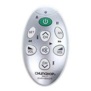 CHUNGHOP RM-L7 Lärande TV-fjärrkontroll Universal för TV-DVD-stereoprojektion
