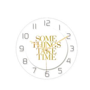 CC011 Creative Wall Clock Mute Wall Clock Quartz Wall Clock For Home Office Decorations