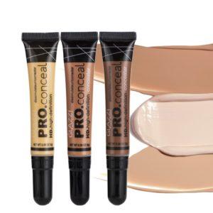Face Make Up Concealer Corretivo Acne contour palette Makeup Contouring Foundation Vattentät Full Cover Dark Circles Cream