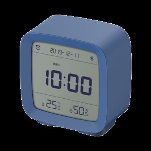 ClearGrass CGD1 APP Control Bluetooth 5.0 Thermometer Hygrometer LCD Screen Adjustable Nightlight Alarm Clock Calendar