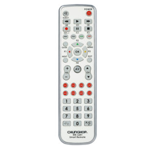 CHUNGHOP L601 Universal Learning TV Remote Control Combination for TV Box DVD Player